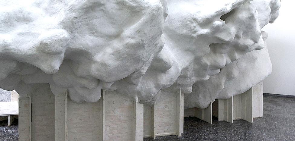 Умное облако архитектора Кристиана Кереса (Christian Kerez)