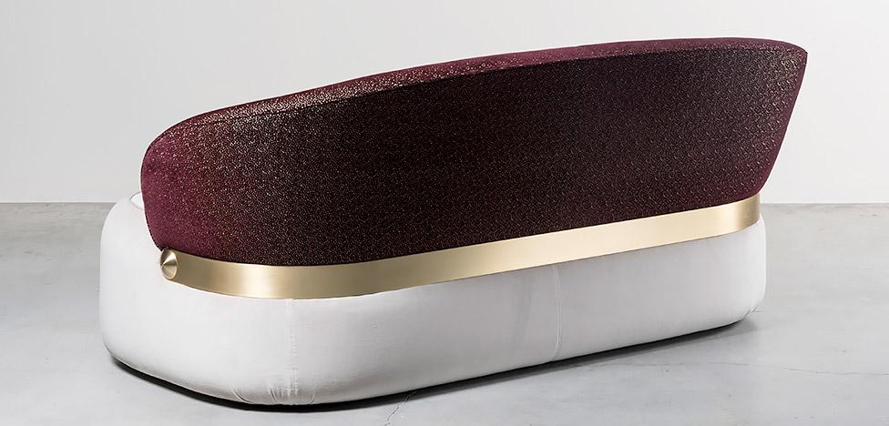 Nilufar Gallery: новый диван Кристины Челестино