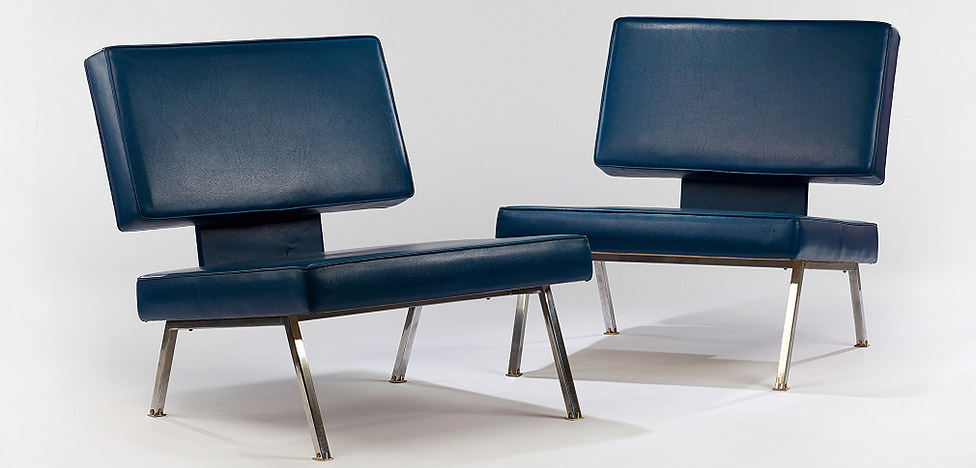 TEFAF 2017: кресла и стулья Жака Дюмона и Жозеф-Андре Мотта