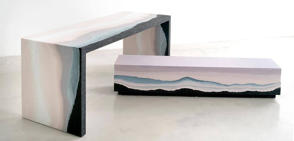 Медитативная мебель Фернандо Мастранджело (Fernando Mastrangelo)
