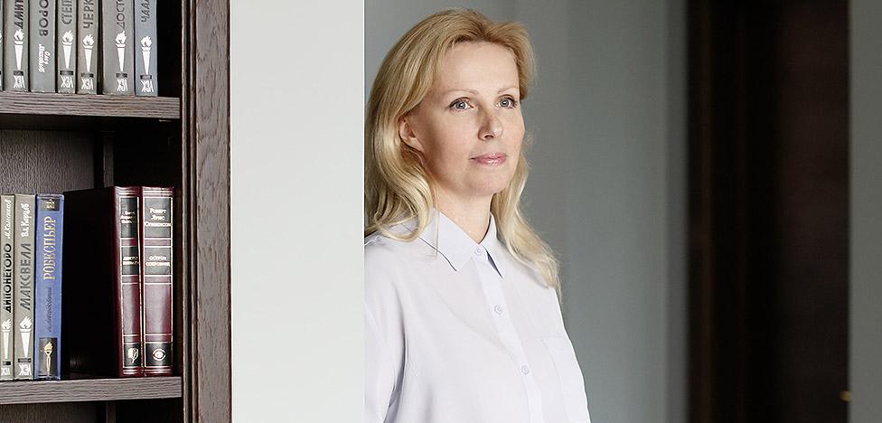 Ольга Фрейман: любимый архитектор «Золотой мили»