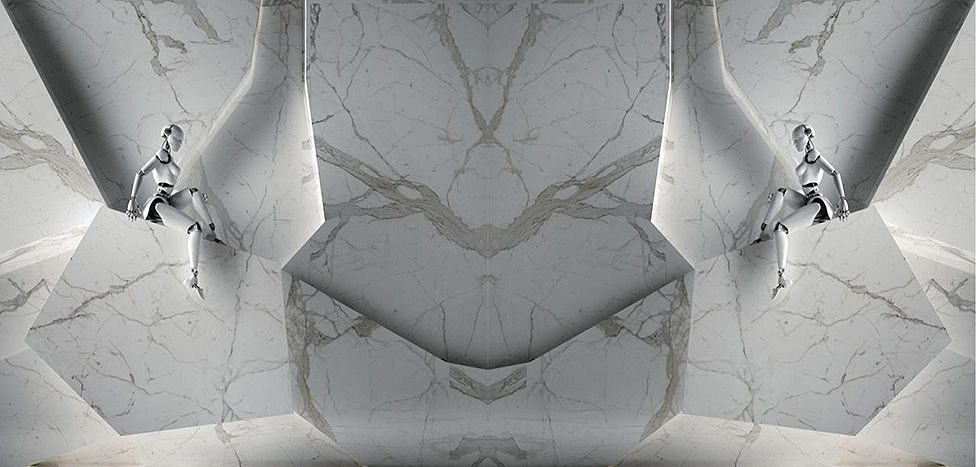 GranitiFiandre: мрамор и бетон для архитекторов