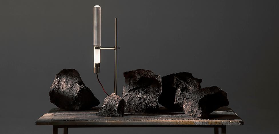 Брутальный светильник студии CTRLZAK