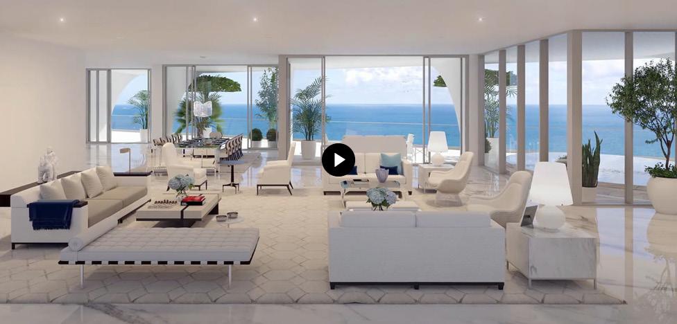 Herzog & de Meuron в Майами: небоскреб с видом на океан