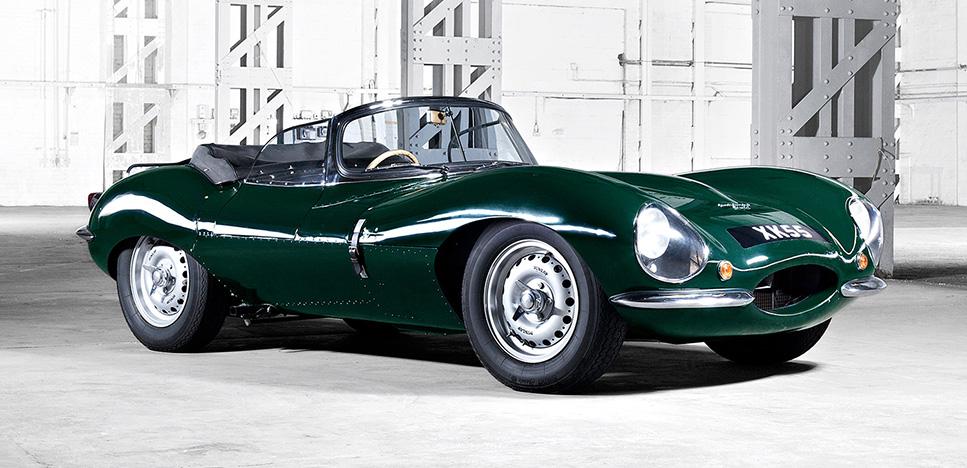 Ультра-эксклюзив автопрома: первый в мире суперкар Jaguar XKSS