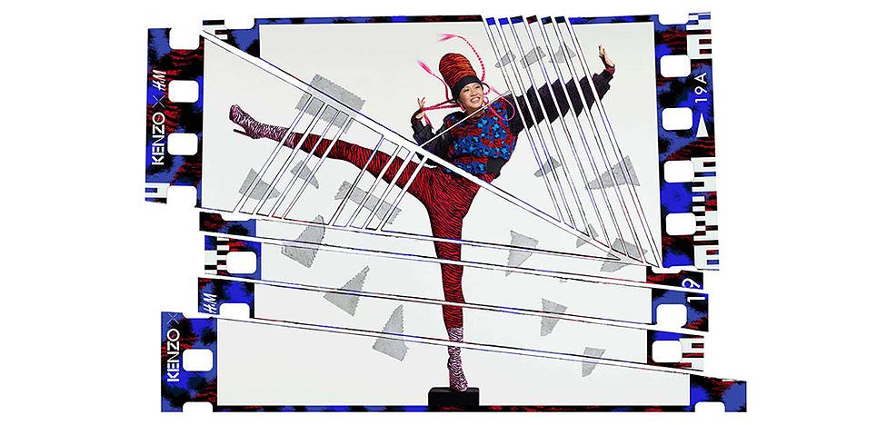Kenzo х H&M: фотографии Жан-Поля Гуда для новой рекламной кампании