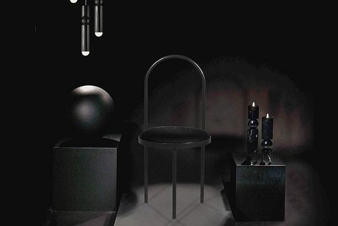 Черная коллекция Ли Брума