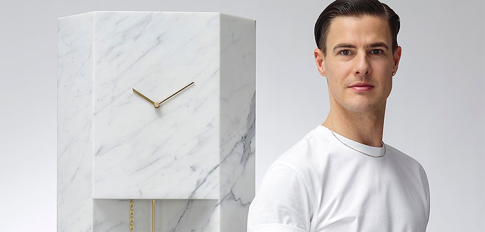 Milan Design Week 2017: юбилейные часы Ли Брума