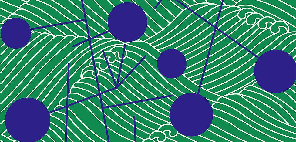 Ковры Maison Dada: путешествие швейцарского художника по Японии