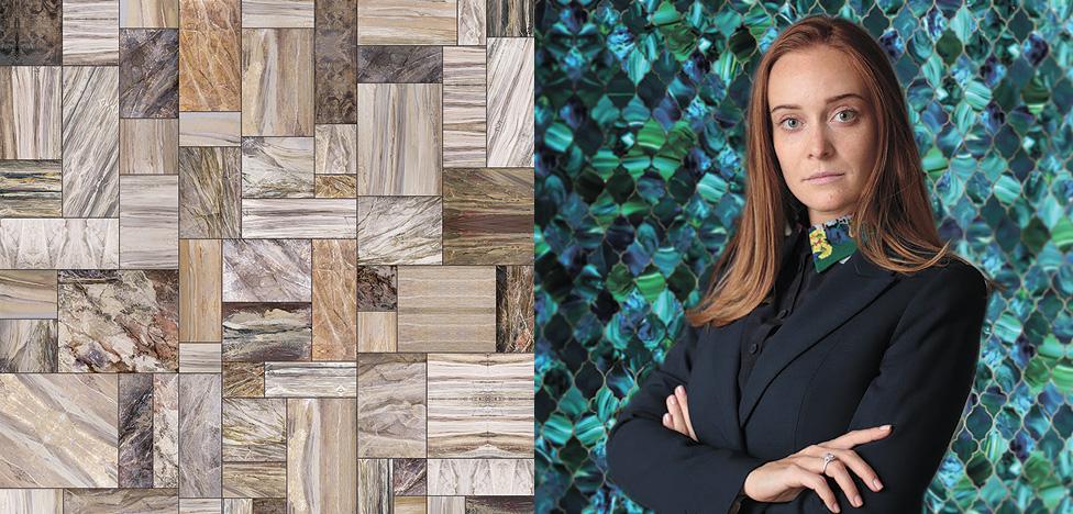 Yana Svetlova Wallcoverings: обои российского дизайнера