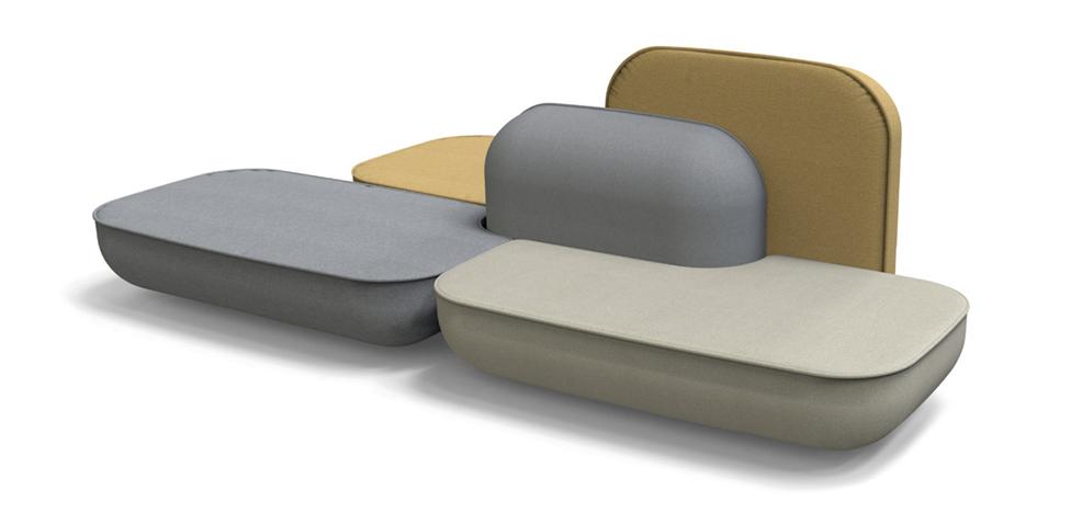 Nendo: модульная мебель без углов