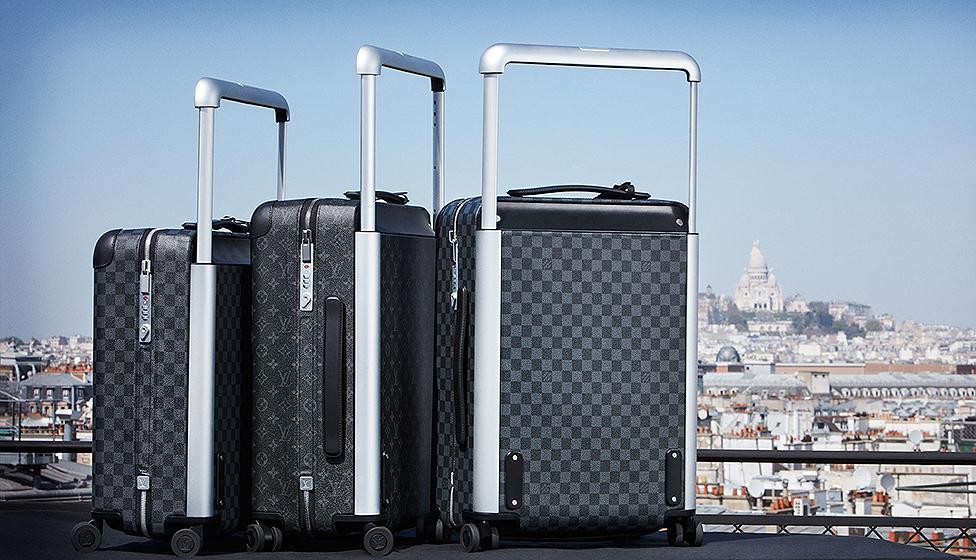 Марк Ньюсон создал новый чемодан для Louis Vuitton