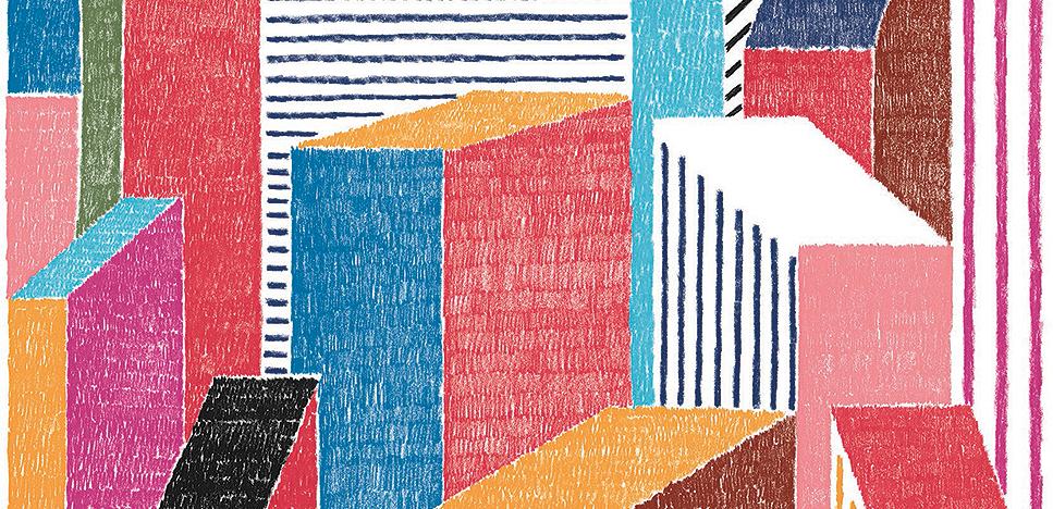 Найджел Пик (Nigel Peake): североирландский иллюстратор для Дома Hermès