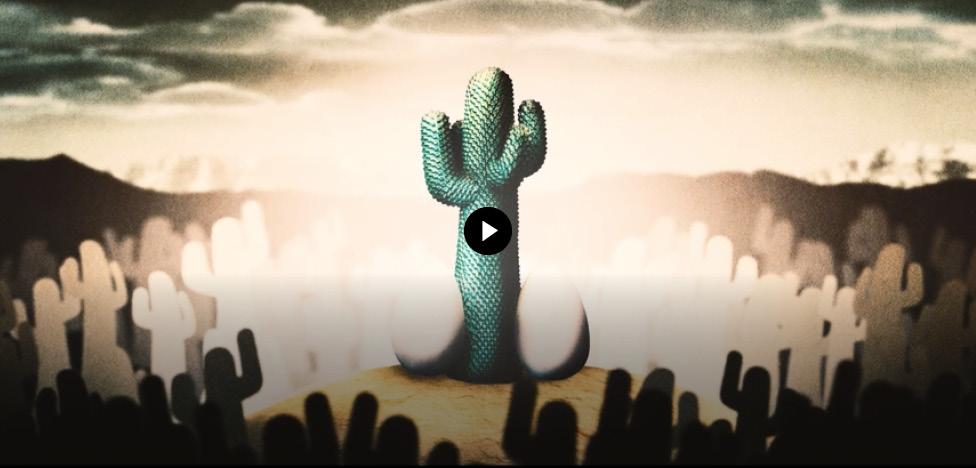 Gufram: ироничное видео к 50-летию