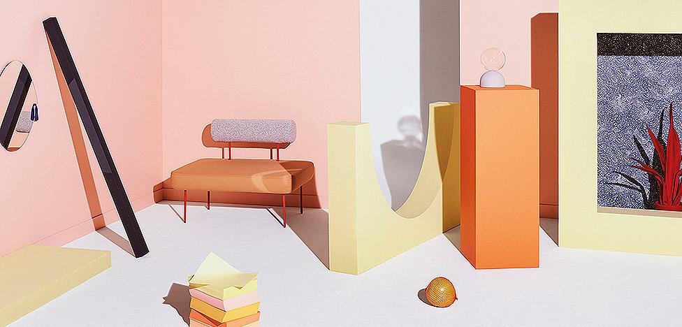 Petite Furiture: модернистский дом