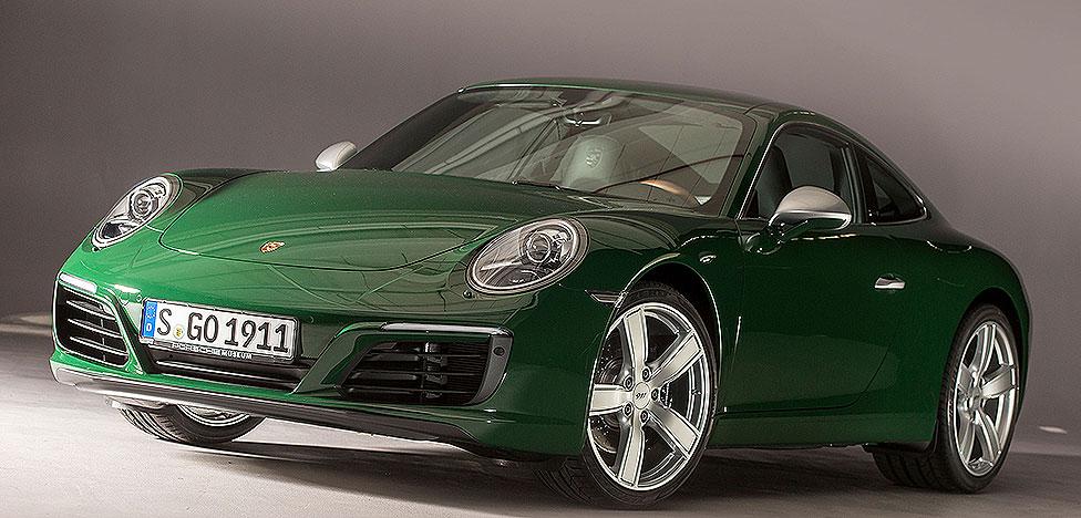 Porsche 911: миллионный суперкар