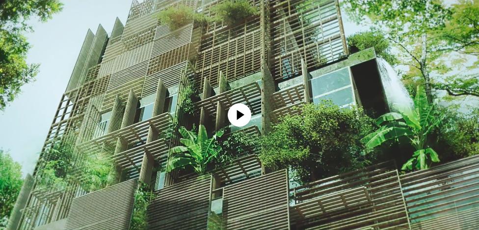 Жан Нувель и Филипп Старк: вертикальный оазис в Сан-Паулу