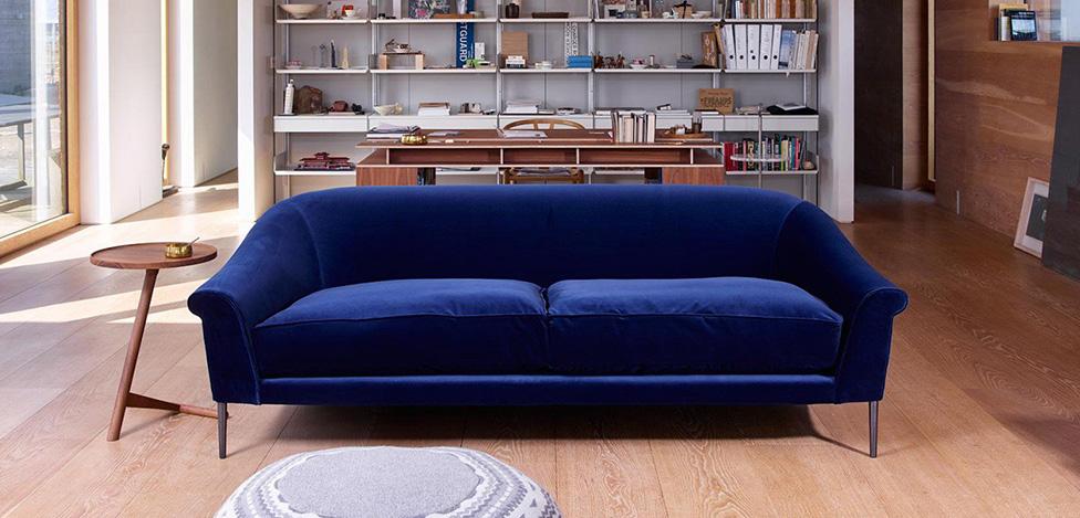 SCP: шесть именных английских диванов