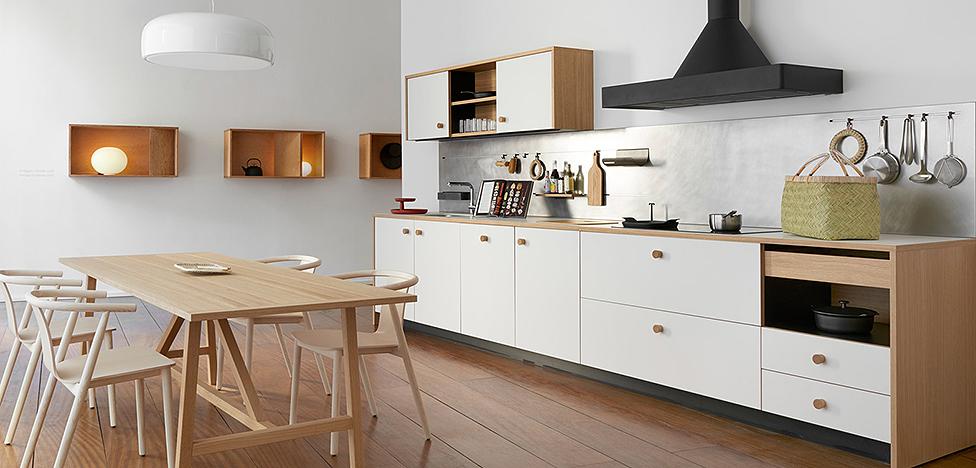 Schiffini: первая кухня Джаспера Моррисона