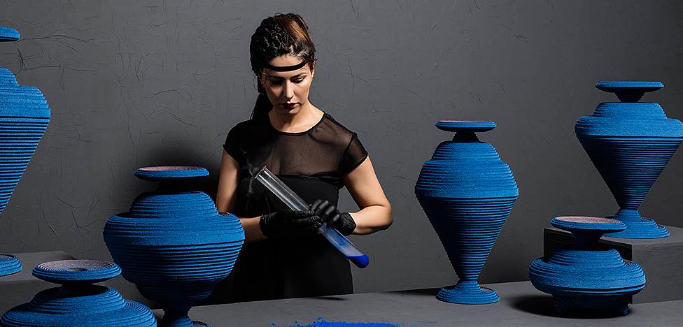 Blue Alchemy Сибы Сахаби (Siba Sahabi)