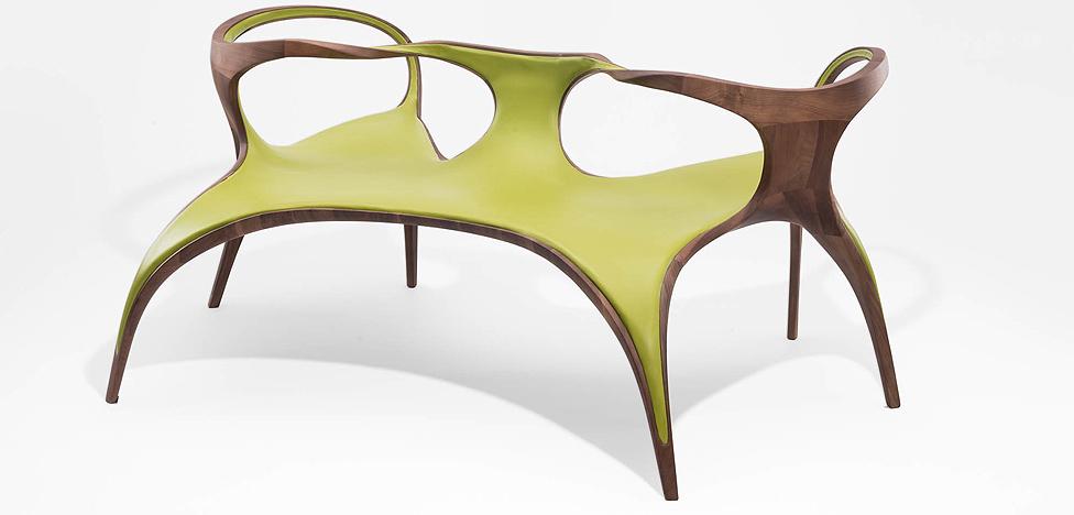 Заха Хадид: коллекция мебели Mid-century modern