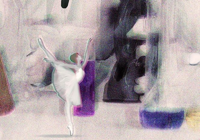 ДНК театра. Выставка-перформанс в ММОМА