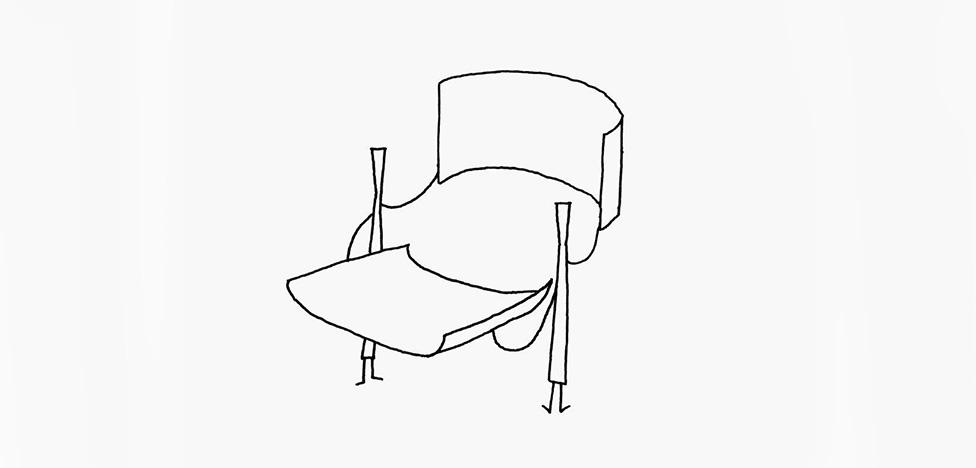 Nendo х Fritz Hansen: японско-датский стул