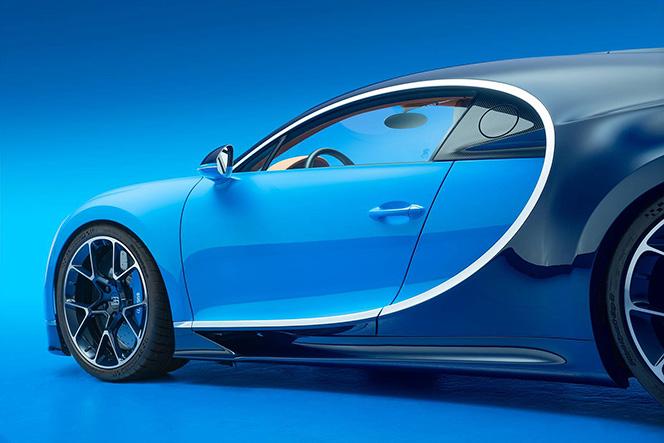 Bugatti Chiron за 2,4 млн евро: автор экстерьера — Саша Селипанов