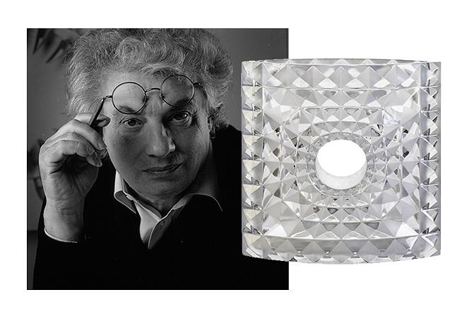 Новая ваза Lalique от архитектора Марио Ботты