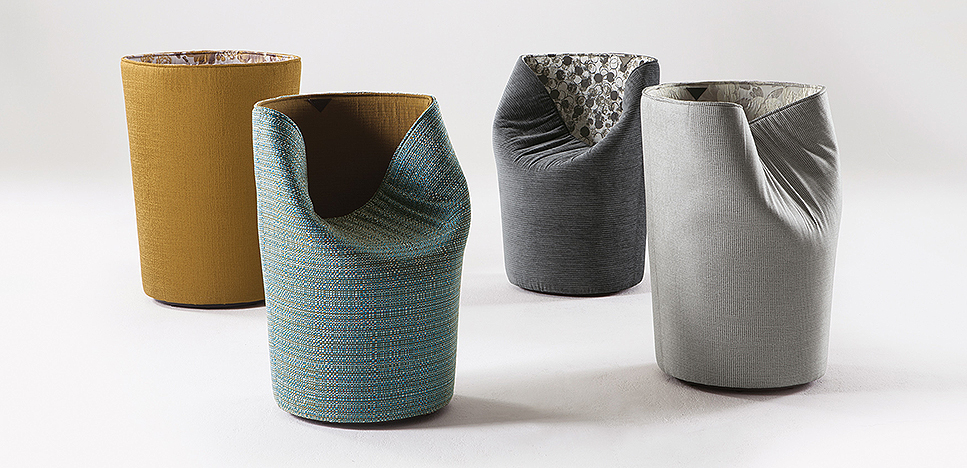 Rubelli: новинка из роскошного текстиля