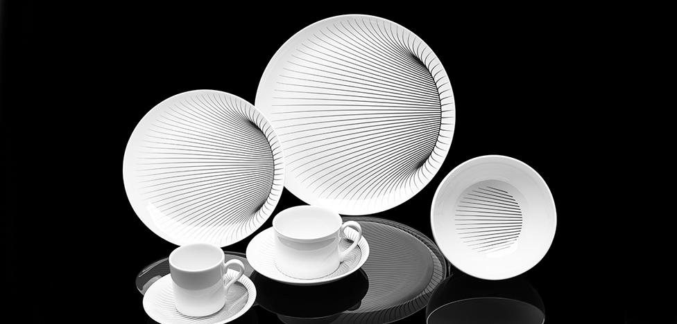 Лучшее на maison & objet 2016: посуда от Zaha Hadid Architects (ZHA)