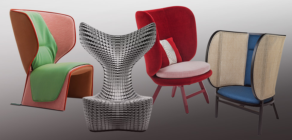 Мебельные хиты 2016: кресло эгоиста