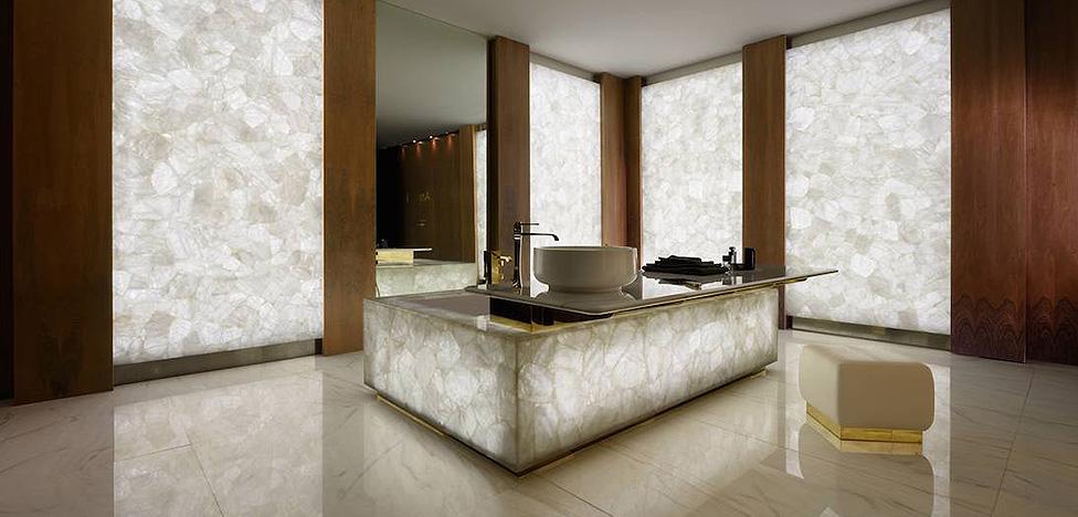 Ванная комната: правила дорогого интерьера