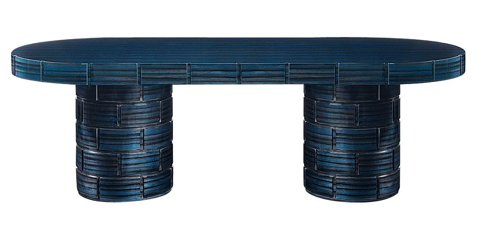 Модные столы: опоры люкса