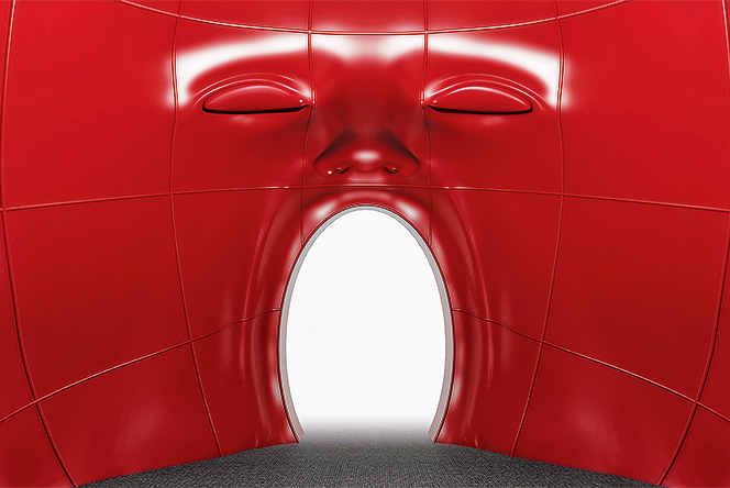 XXI Triennale в Милане: комнаты архитекторов