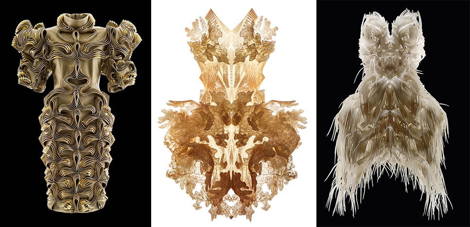 Айрис ван Херпен (Iris van Herpen): меняя моду