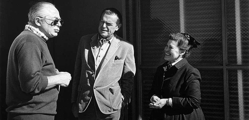 Eames & Hollywood: Имзы и Голливуд