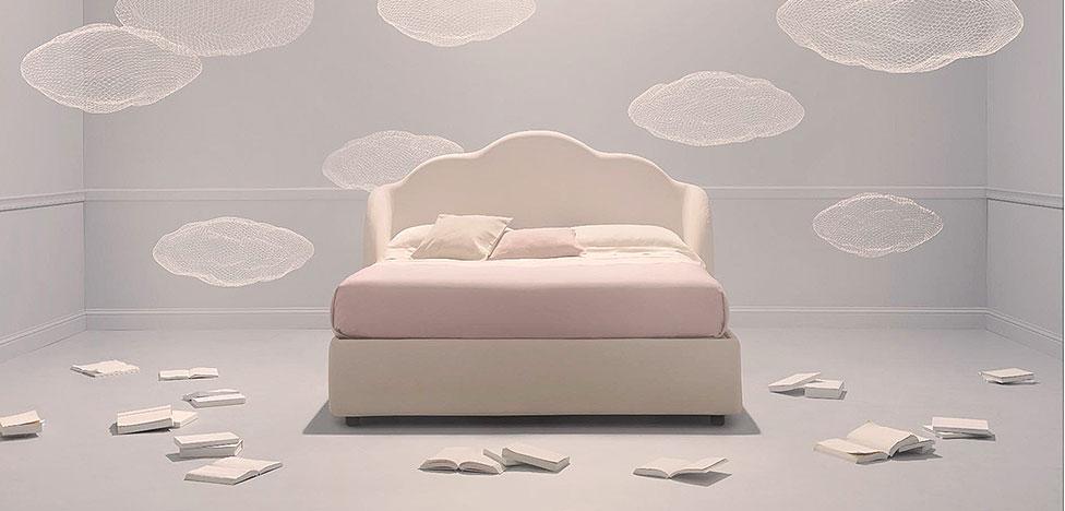 Мир сновидений на кроватях Фабио Новембре