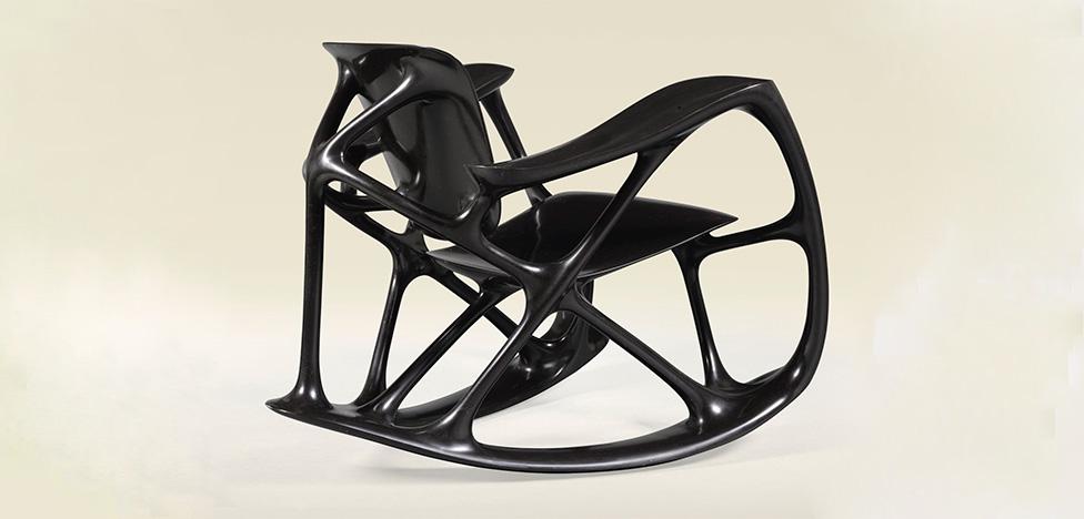 Аукцион дизайна в Лондоне: 250 000 за кресло Йориса Лармана