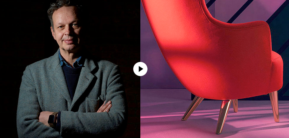 Английское кресло: Том Диксон и его Wingback