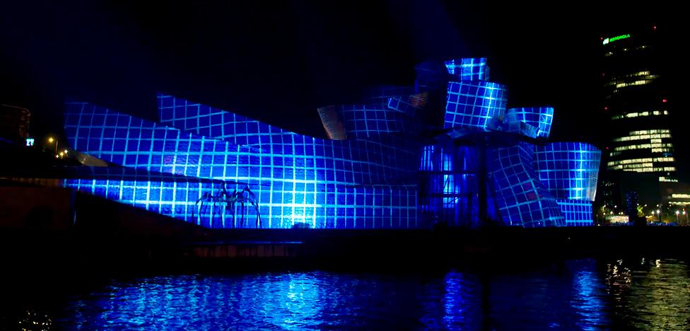 Музей Гуггенхайма отмечает 20-летие