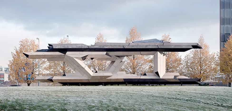 Павильон-конструктор Gilles Retsin Architecture