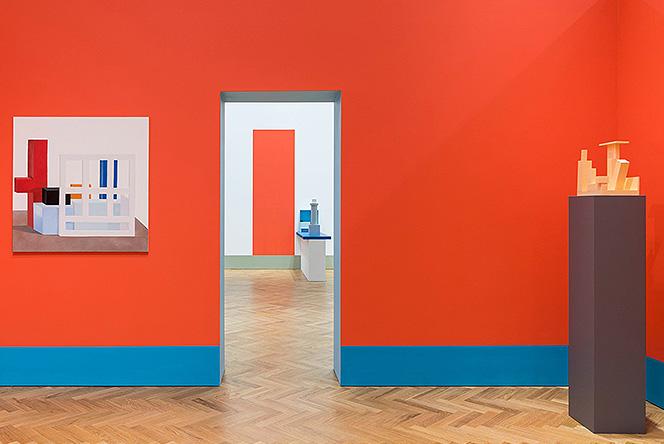 Абстракции Натали дю Паскье: выставка в Лондоне