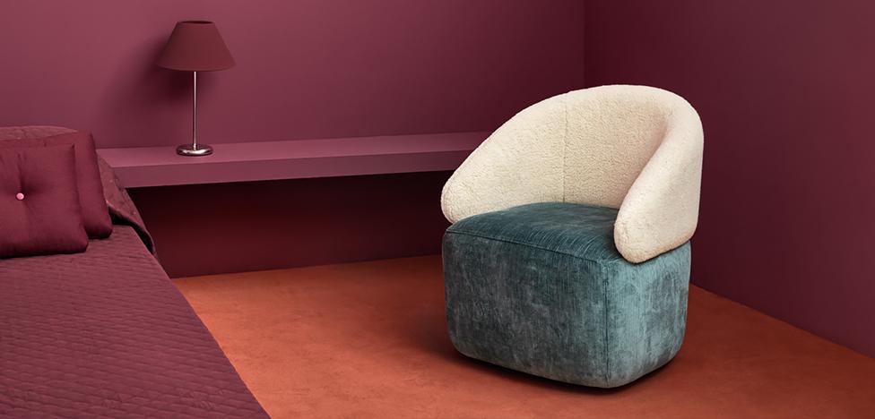 Пепе Альбаргес: маленькое кресло с большим потенциалом