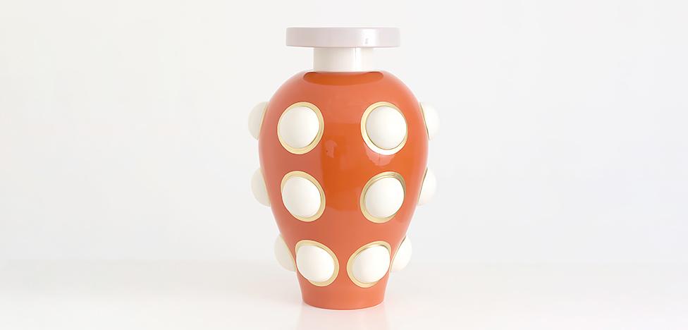 Оливье Ганер: вазы из итальянской мастерской