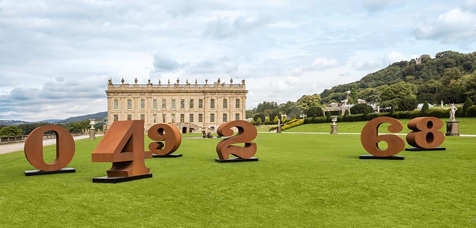 Beyond Limits: выставка скульптур в английском поместье