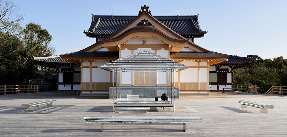 Токуджин Йошиока: путешествие чайного павильона