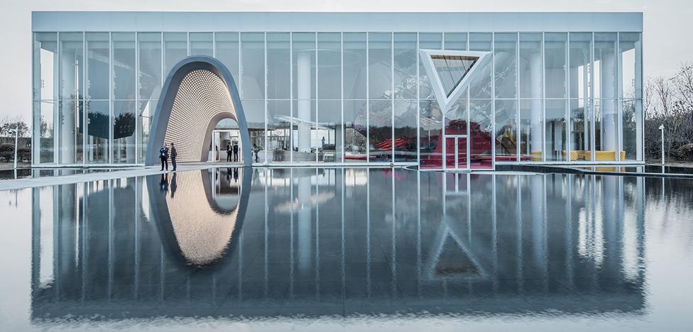 AOE: новая жизнь общественной постройки в Хэцзэ