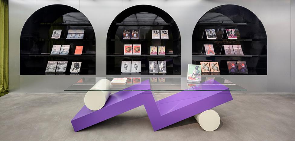 Альберто Кайола: книжный магазин для нового поколения