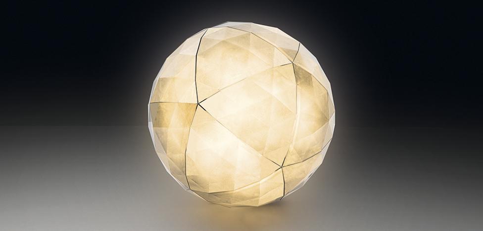 Euroluce 2019: светильник-звезда Artemide
